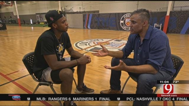 Buddy Hield Sits Down With Rick Fox