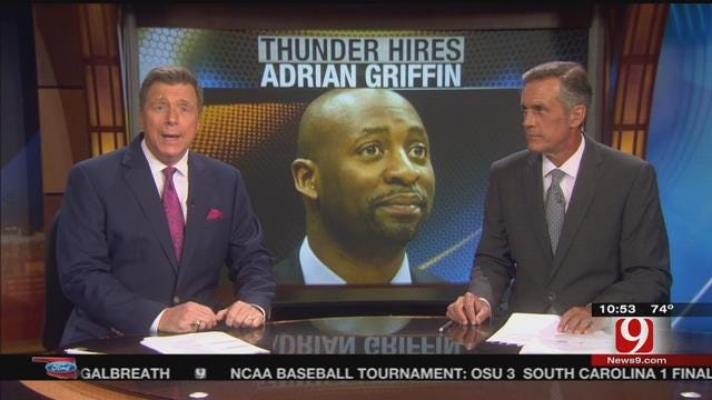 Thunder Bringing In Adrian Griffin, Westbrook Withdraws From Olympics