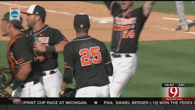 Josh Holliday Talks OSU Baseball On The Blitz