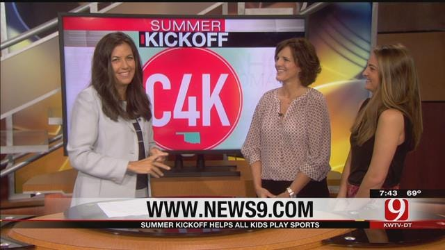 Cleats For Kids 3rd Annual Summer Kickoff