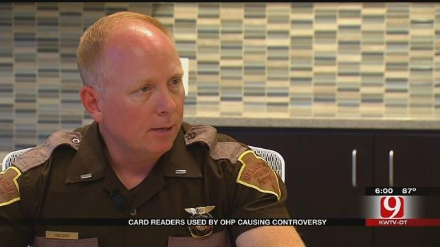 Card Readers Used By OHP Causing Controversy