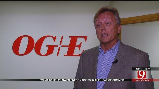OG&E Offers Programs To Help Lower Energy Cost In Summer Heat