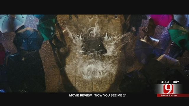 Dino's Movie Moment: Now You See Me 2