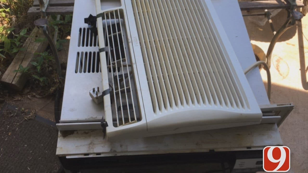 WEB EXTRA: OG&E Has Programs To Help The Elderly Deal With Summer Heat