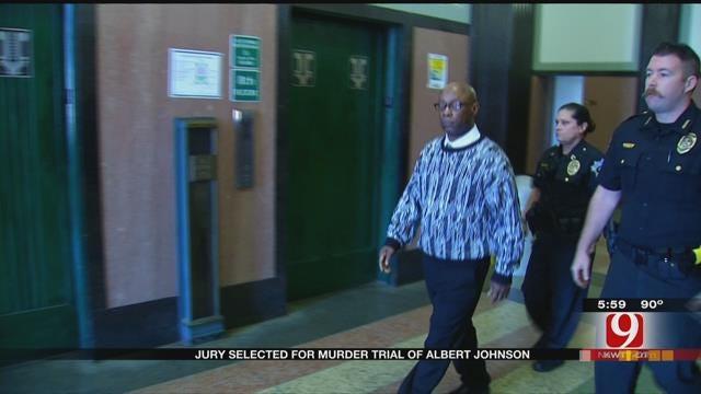 Jury Selected In Day 3 Of Albert Johnson Murder Trial