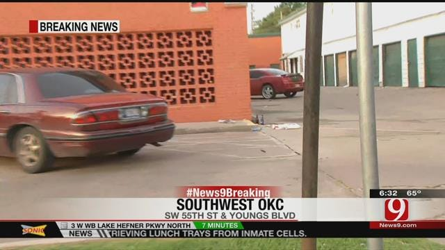 Police: One Killed, One Injured In Overnight Shooting In SW OKC