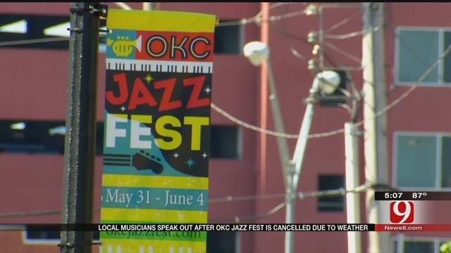OKC Jazz Fest Promoter Says He Canceled Performances Due To 'Weather Threat'