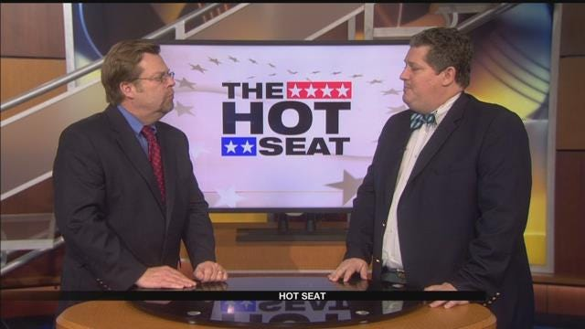 Hot Seat: Bill Shapard