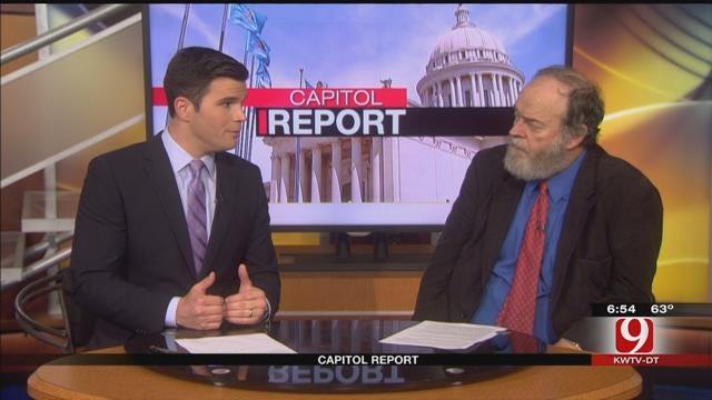 Capitol Report: Voting On Criminal Justice Reform In November