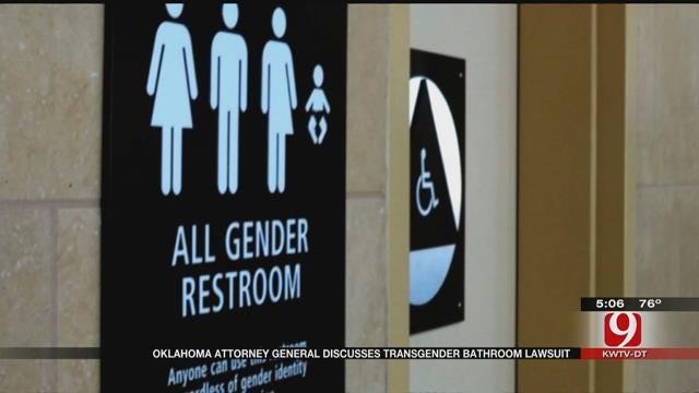 OK Attorney General Defends Lawsuit Over Transgender Bathroom Guidelines