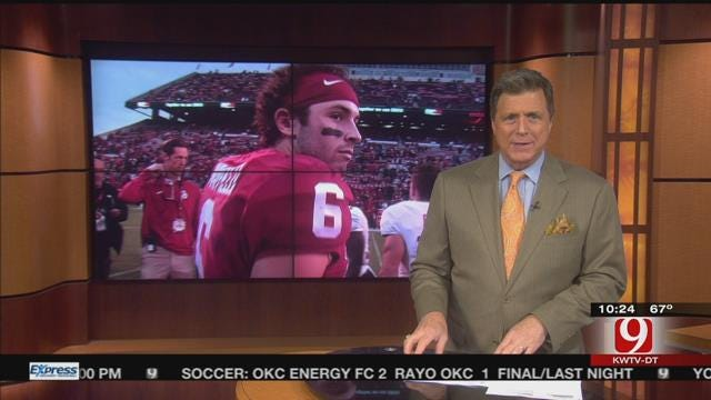 OU Quarterback Baker Mayfield Granted Extra Year of Eligibility