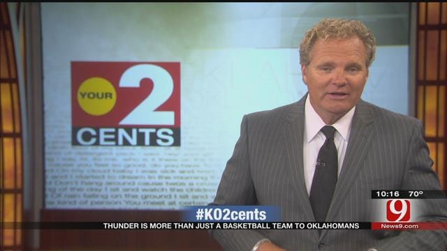 Your 2 Cents: Thunder Is Much More Than Just A Basketball Team To Oklahomans