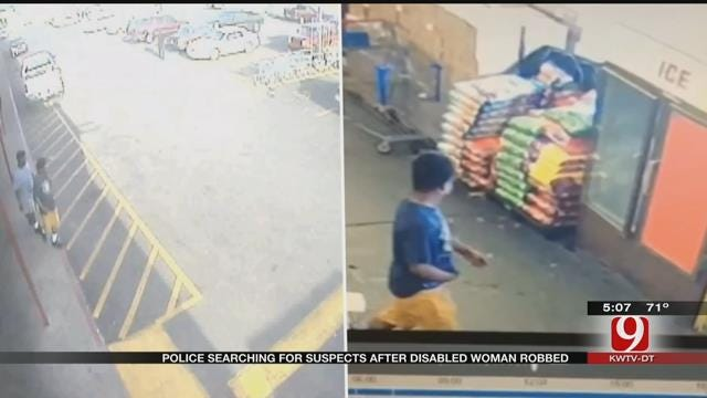 Elderly Woman Robbed On Her Way Home From Store