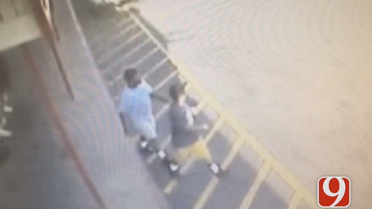 WEB EXTRA: Chris Gilmore Updates On Robbery Of Woman With Walker