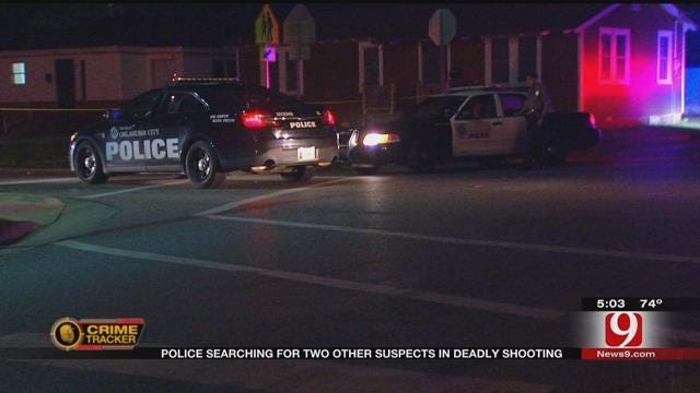 OKC Police Searching For Two Remaining Suspects In Deadly Home Invasion