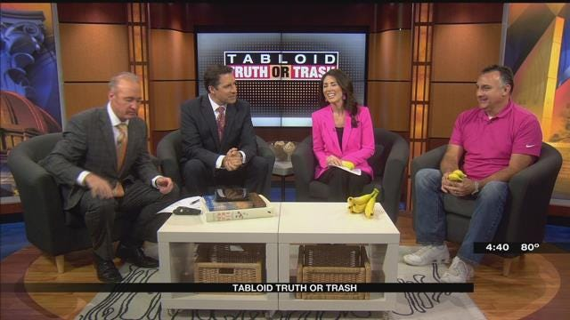 Tabloid Truth or Trash For Tuesday, May 31