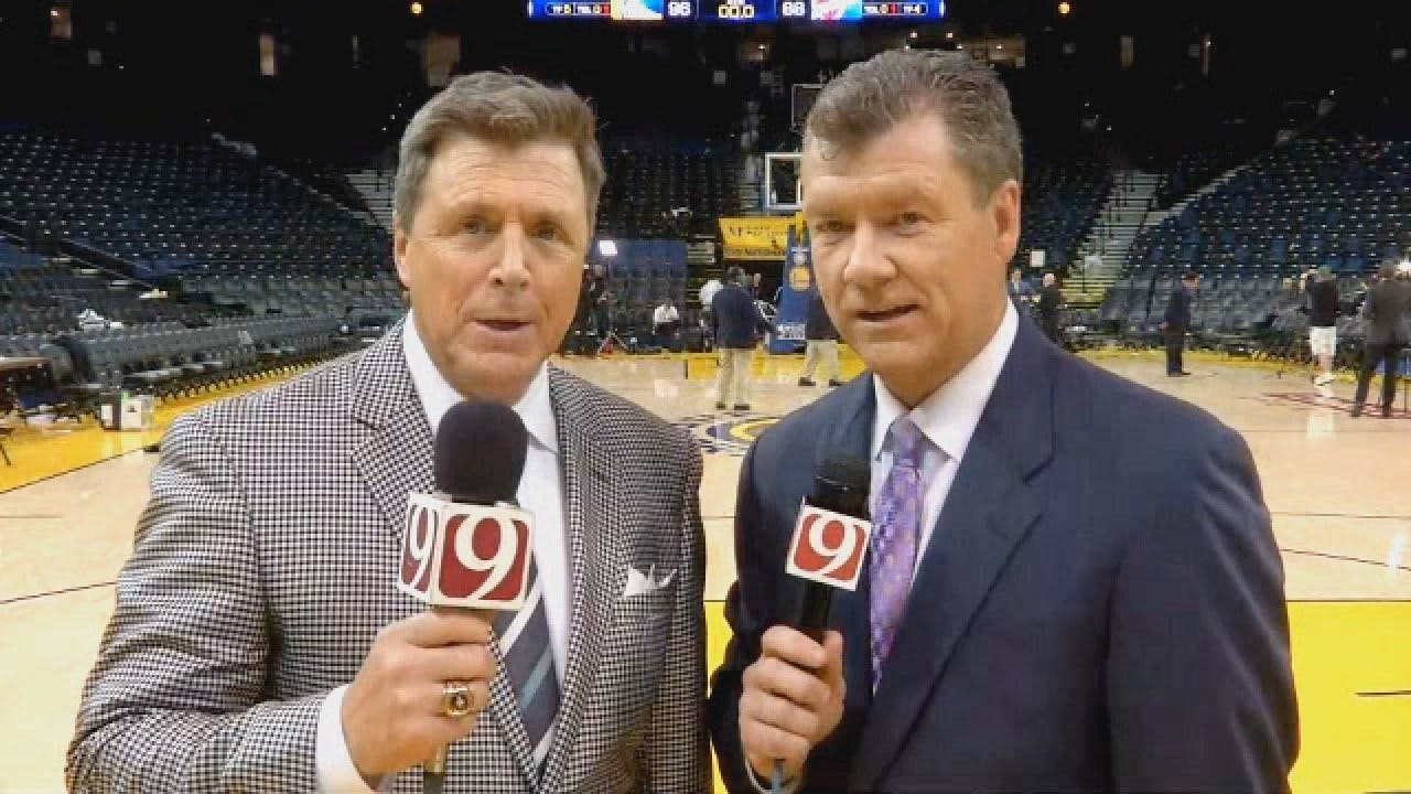 Dean And Steve Wrap Up Thunder Postgame From Oracle Arena