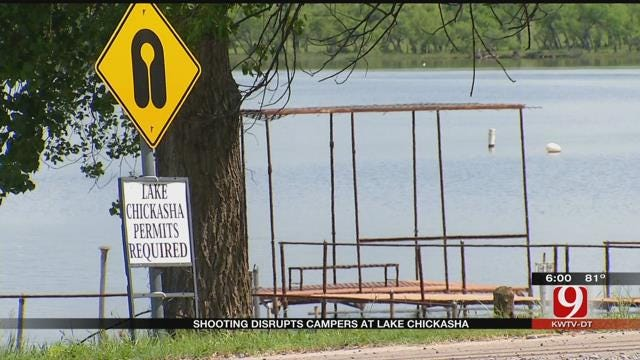 One Arrested After Shooting At Chickasha Lake