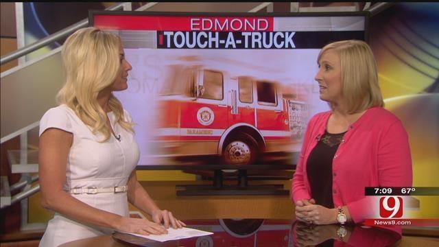 Edmond Touch-A-Truck