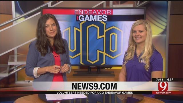 Volunteers Needed For UCO Endeavor Games