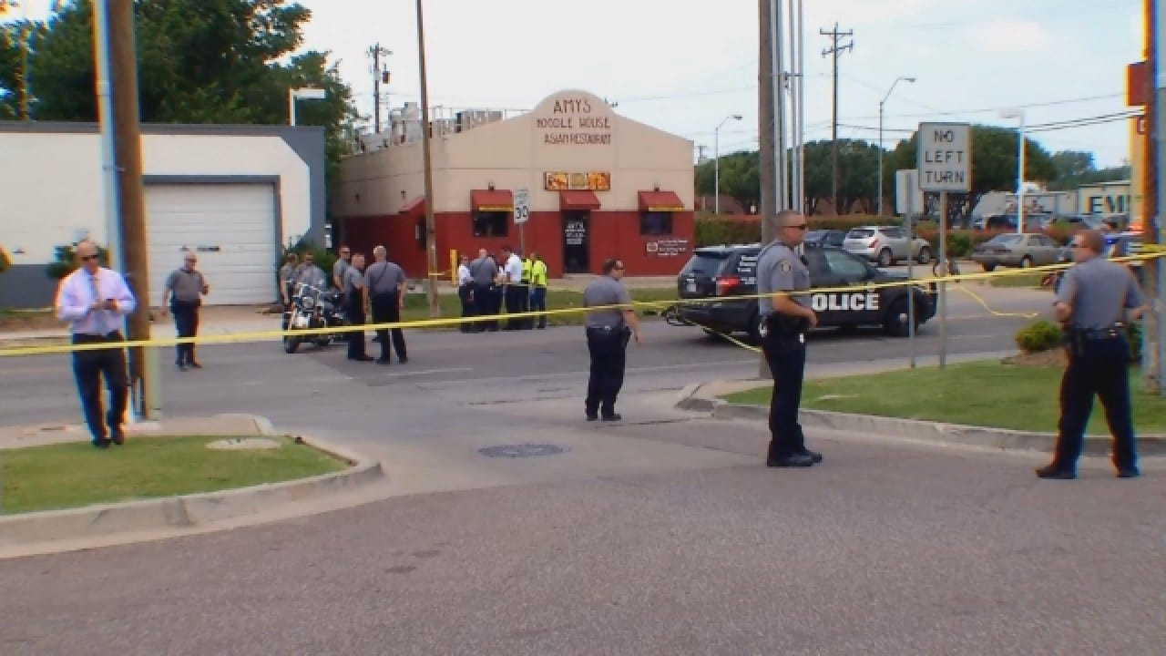 Homeless Man Fatally Shot By Police In Downtown OKC