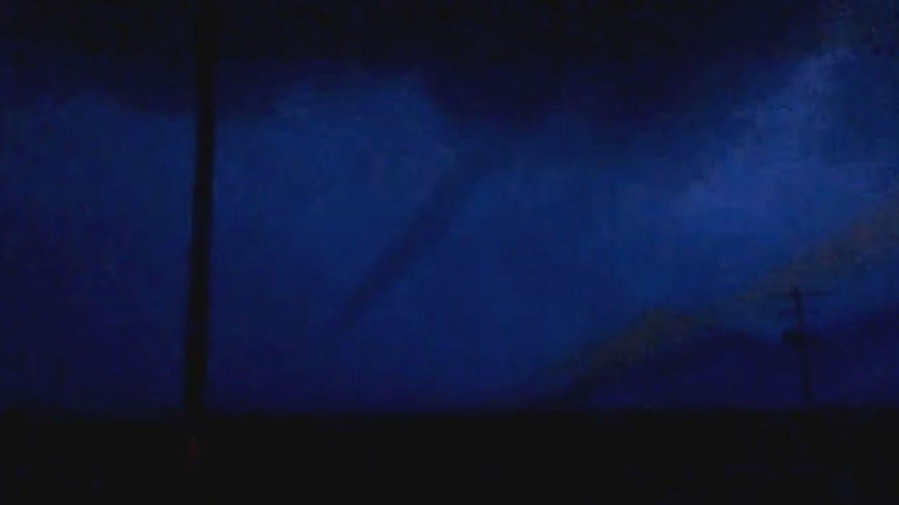 WEB EXTRA: Von Castor Spots A Tornado In Northern Oklahoma