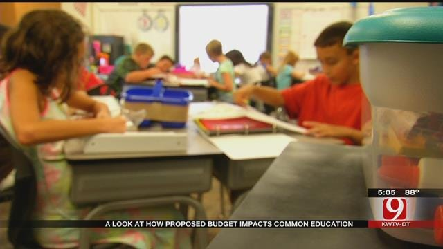 Education Held Flat In State Budget Proposal