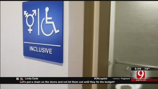Chambers Urge Oklahoma Lawmakers To Kill Transgender Bill