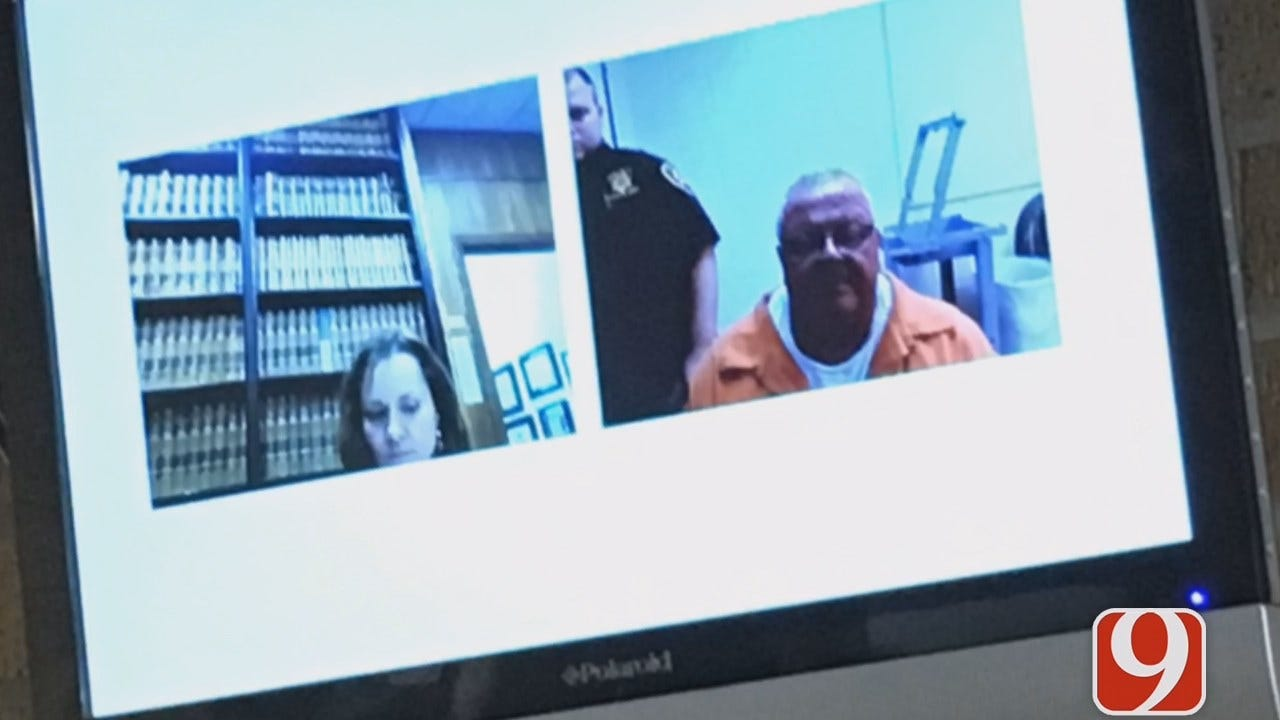 WEB EXTRA: Pauls Valley Teacher Pleads Not Guilty To Child Abuse Charges