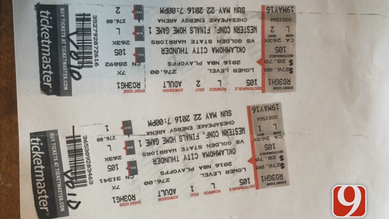 Authorities Warn Of Scammers Selling Fake NBA Playoff Tickets
