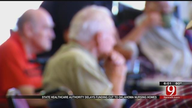 OK Health Care Authority: No Cuts To Nursing Homes On Monday