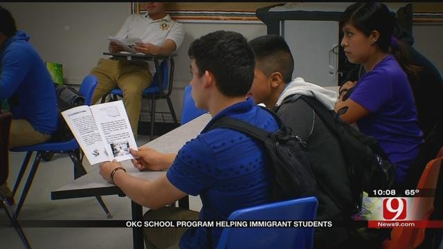 Beyond The Bell: Students Overcoming Struggles At OKCPS Newcomer Centers
