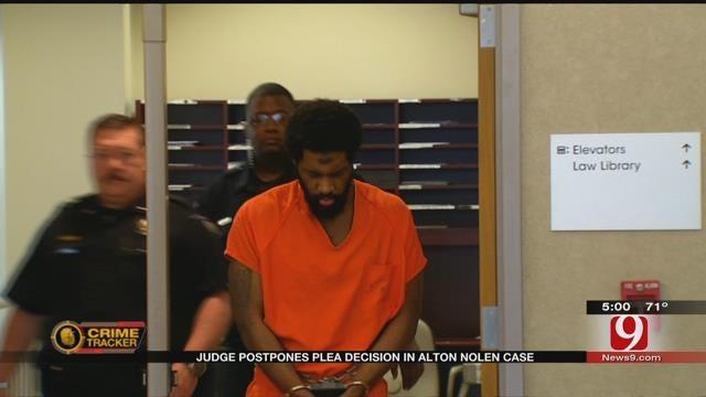 Judge Reserves Ruling On Alton Nolen's Guilty Plea