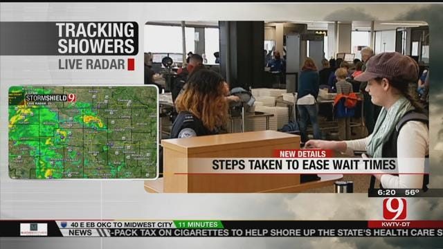 TSA, Airlines Taking Actions To Prevent Long Security Lines