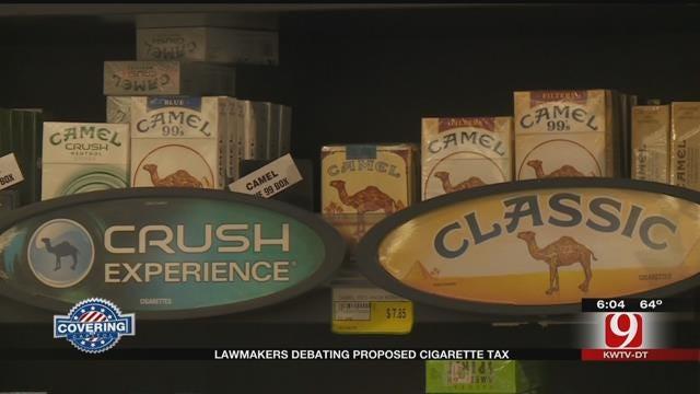 Democrats, Republicans Clash Over Cigarette Tax In Oklahoma