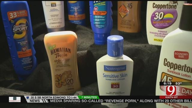 How Effective Is Your Sunscreen?