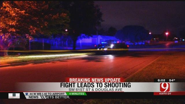 Oklahoma City Police Investigate Two Separate Shootings