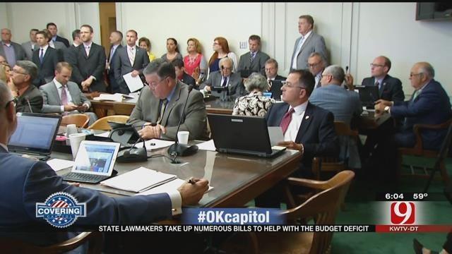 Lawmakers Battle Over Budget