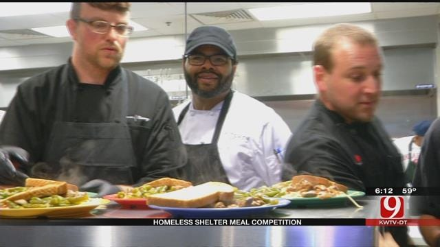 Local Chefs Create Meals For OKC Homeless