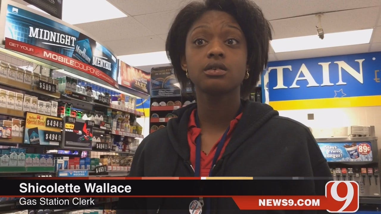 Man Exposes Himself To Gas Station Clerks