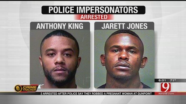 Authorities Identify Suspects Accused Of Home Invasion, Posing As Police Officers