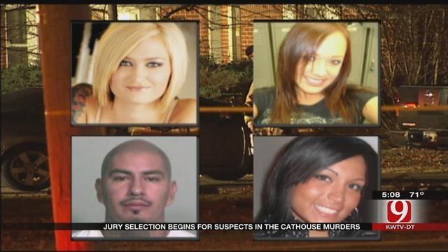 Jury Selection Begins In 'Cathouse' Murder Trial