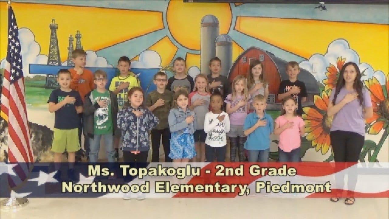 Ms. Topakoglu's 2ndGrade Class At Northwood Elementary
