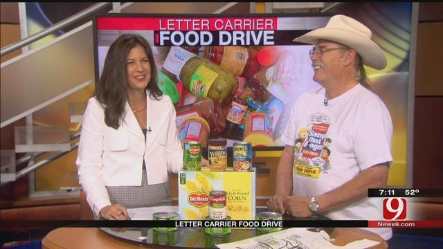 Letter Carrier Food Drive