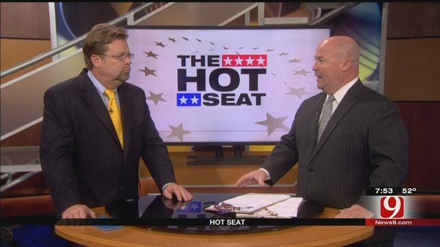Hot Seat: Rep. Joe Dorman