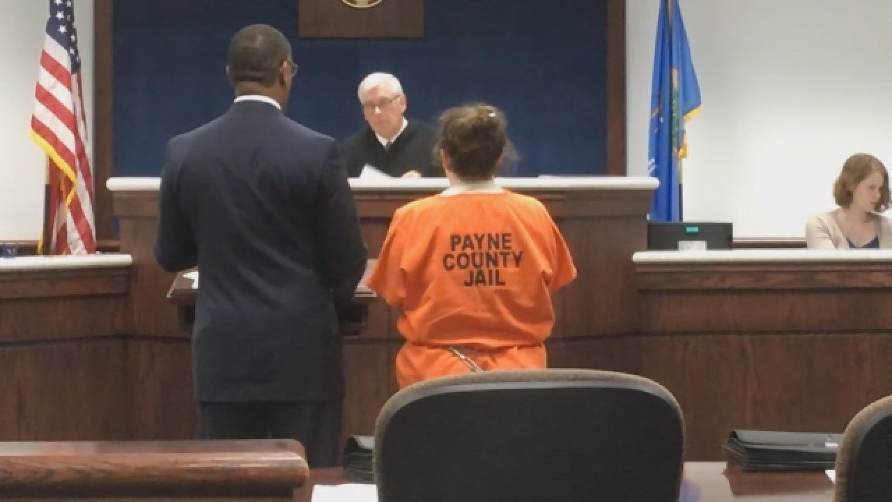 WEB EXTRA: Adacia Chambers Back In Court