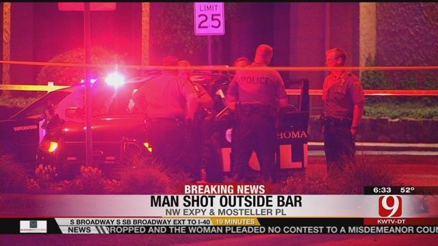 Bar Fight Turns Into Gunfire In NW OKC