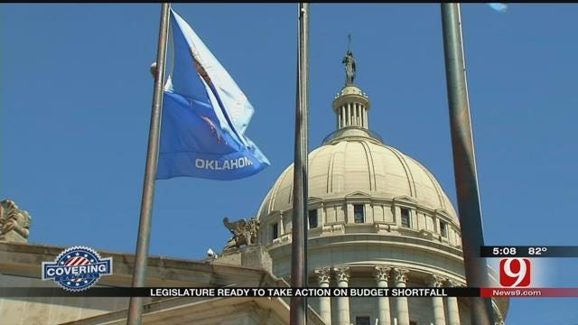 Legislature Ready To Take Action On Budget Shortfall