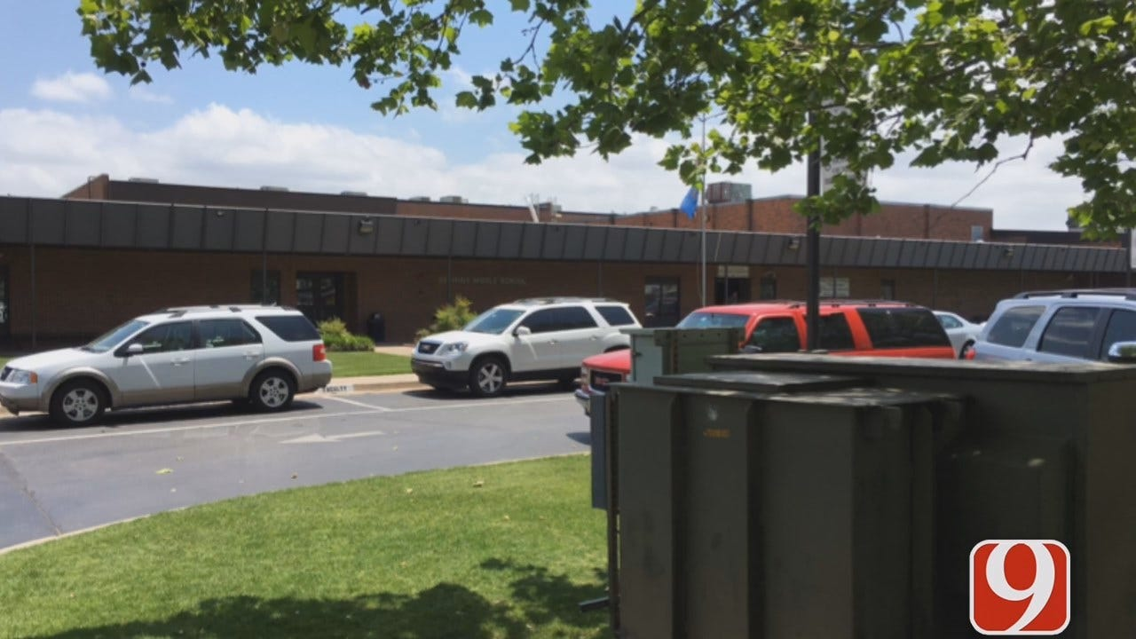 WEB EXTRA: Student Brings Loaded Gun To Bethany Middle School