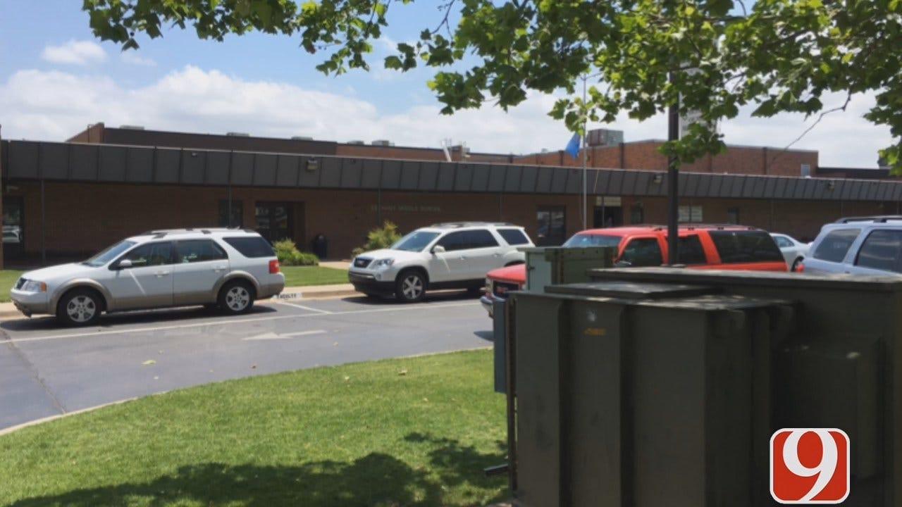 Student Brings Gun To School